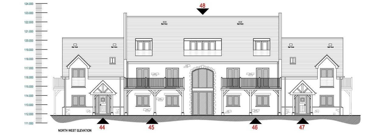 7 - Chalet Contextual Elevation