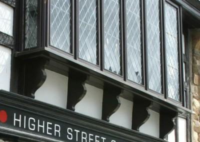 Restoration of Higher Street & Smith Street, Dartmouth